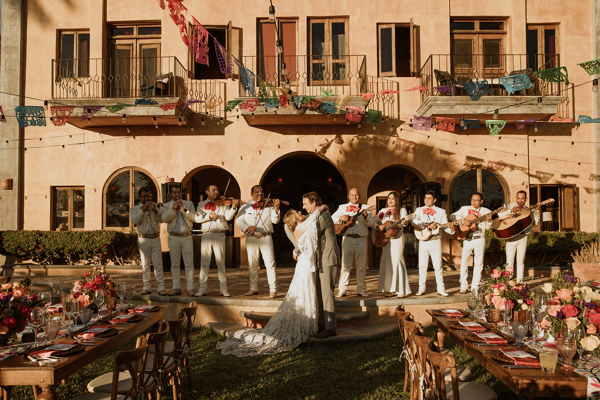 Wedding in Villa Santa Cruz