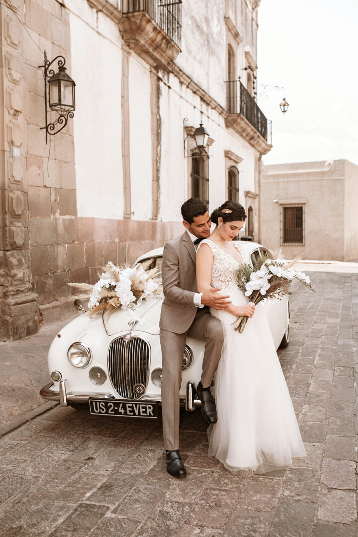Elopement wedding Mexico