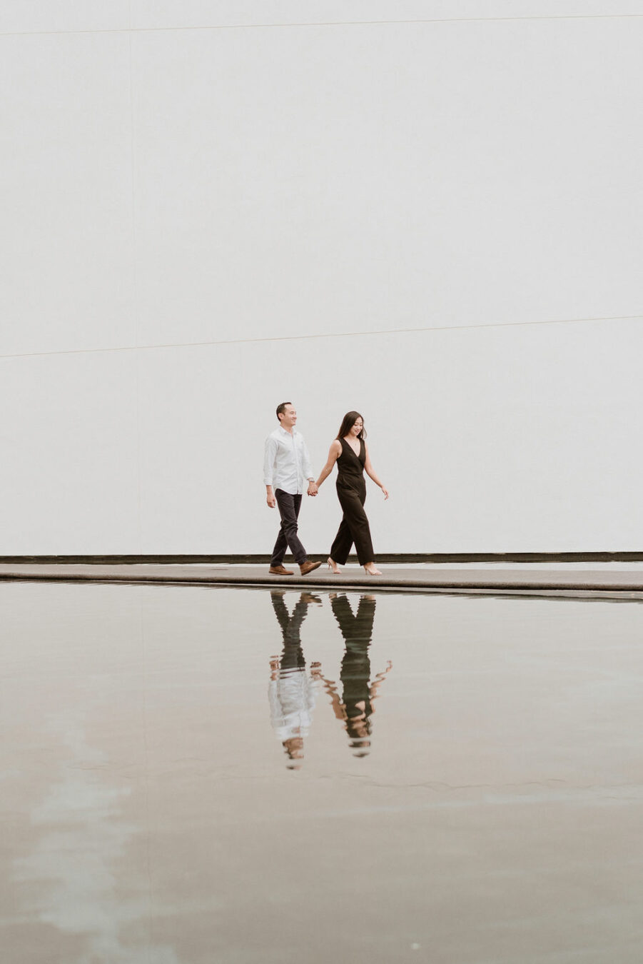 Engagement shoot in Viceroy Los Cabos